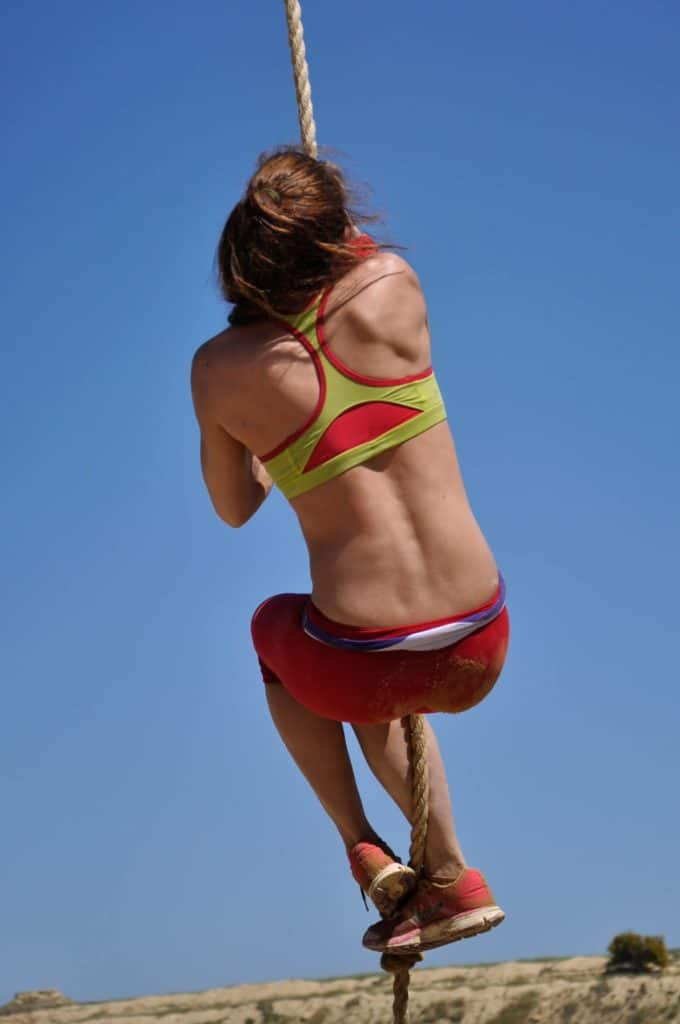 How to Get A Mountain Climber's Body