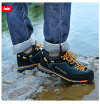 Outdoors Waterproof Hiking Boots