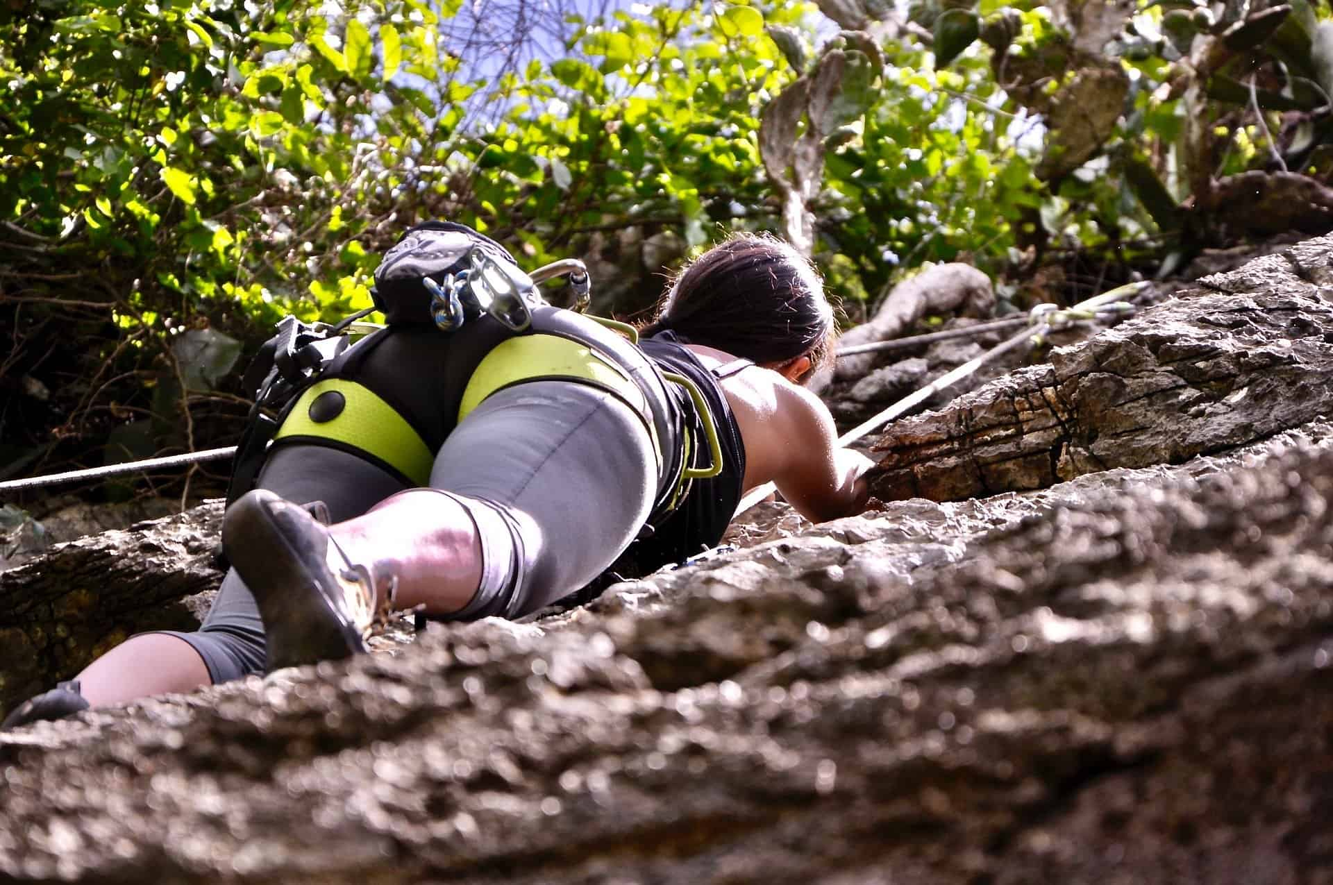 The Mental Game Of Climbing - Handle Your Fears And Stay In The Moment