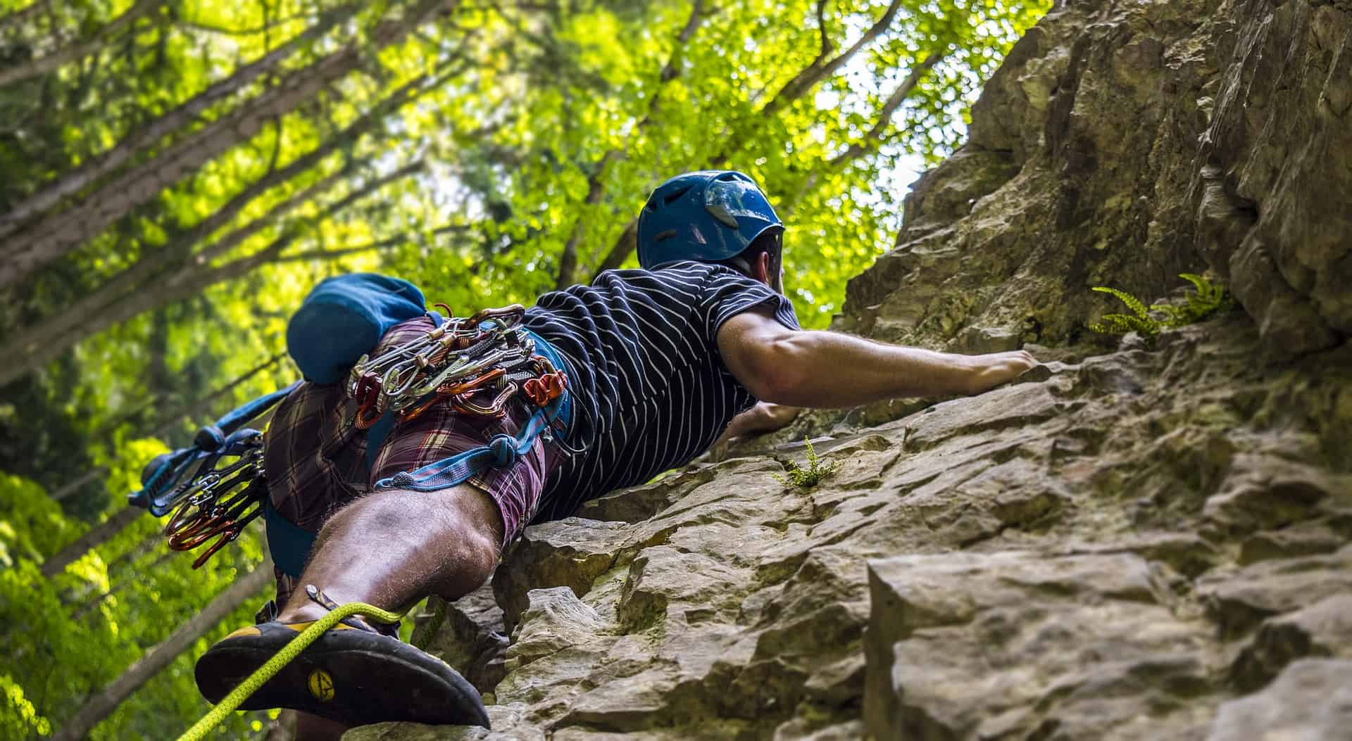 The Performance Structure Of Sports Climbing
