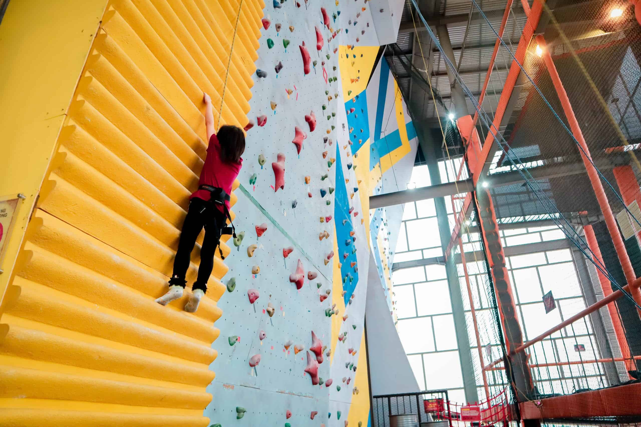 Climbing Gym For Your Child: Tips You Can Follow