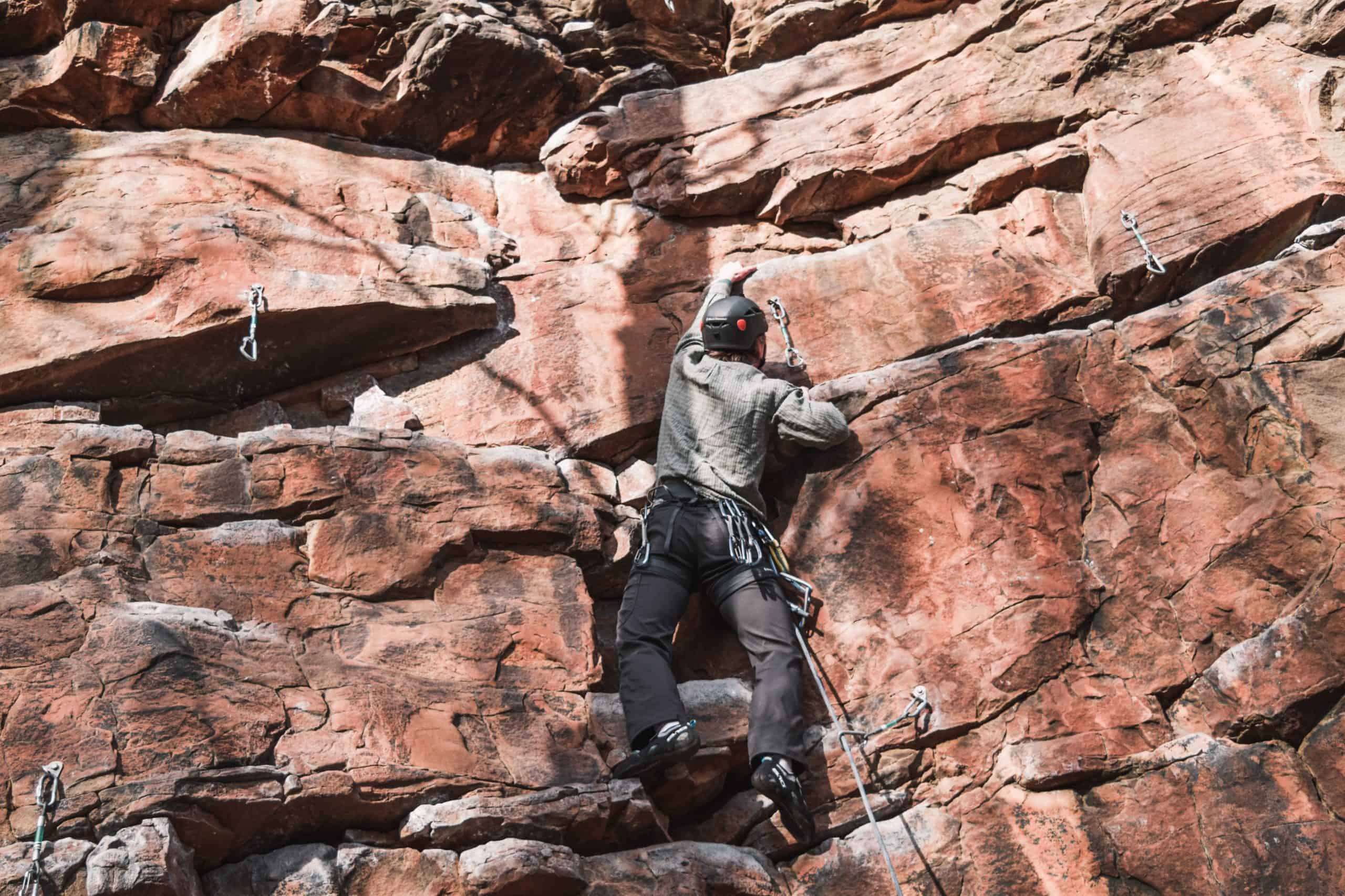 A Few Different Types Of Climbing Activities