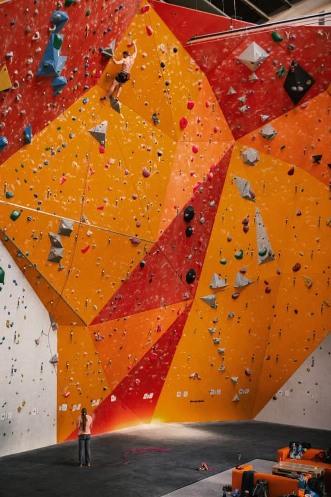 Learn To Do Designing A Climbing Wall Like A Pro