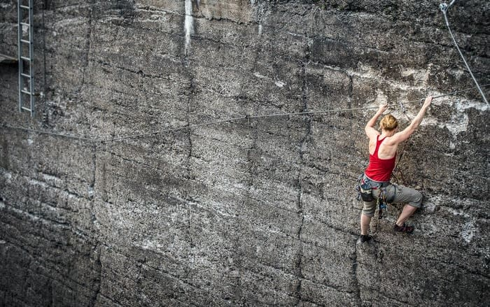 How To Have A Better Indoor Climbing Wall Experience