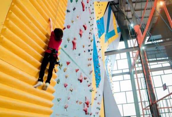 Great Benefits Of Rock Climbing For Kids