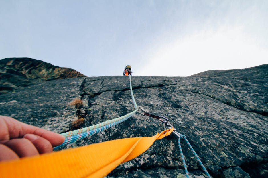 gears for sports climbing