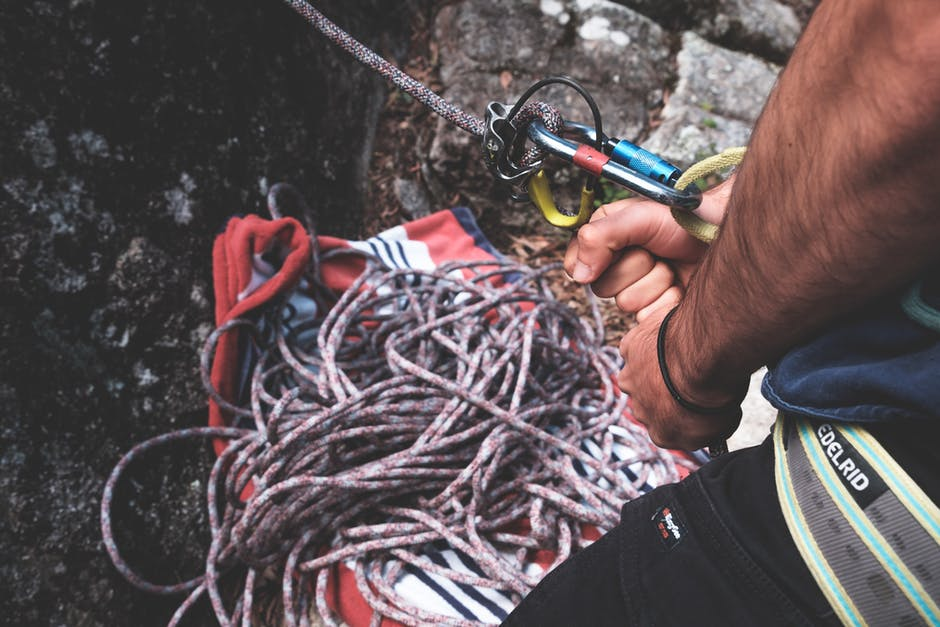 gears for climbing